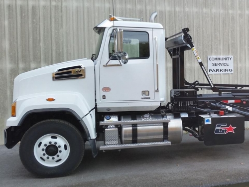 2017 Western star Roll Off truck
