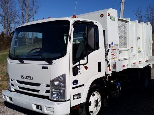 2018 Recycle Truck
