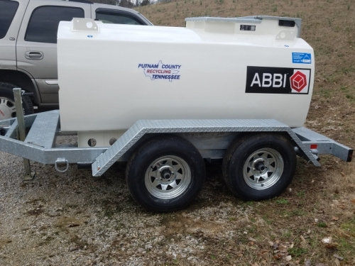 2018 Oil Transfer Trailer