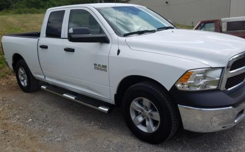 2018 Dodge Pick Up
